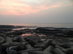 Worli Seaface at sunset